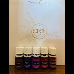 Bundle Young Living Essential Oils